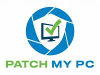 Patch My PC - Logo Traditional - 300ppi